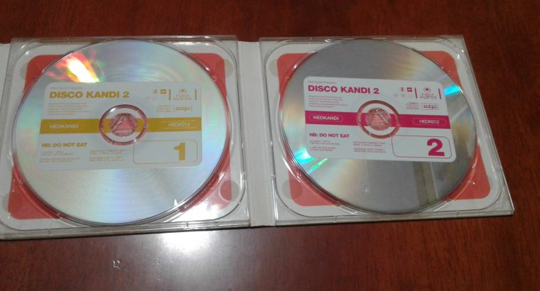 DISCO KANDI 2 ALBUM DOBLE