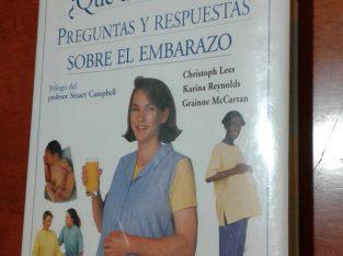 Libro Estoy Embarazada que debo hacer preguntas y respuestas sobre el embarazo editorial grijalbo