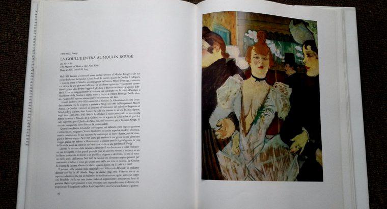 TOULOUSE LAUTREC EN ITALIANO GARZANTI EDITORES