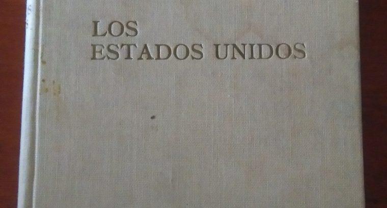 LIBRO ESTADOS UNIDOS DE H. W.VAN LOON