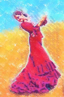 Danza para mujeres
