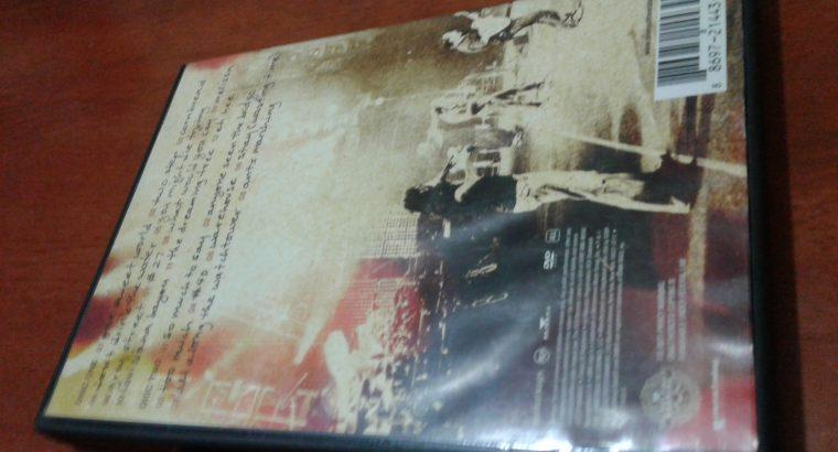 DVD DAVE MATTHEWS BAND LIVE AT PIEDMONT PARK