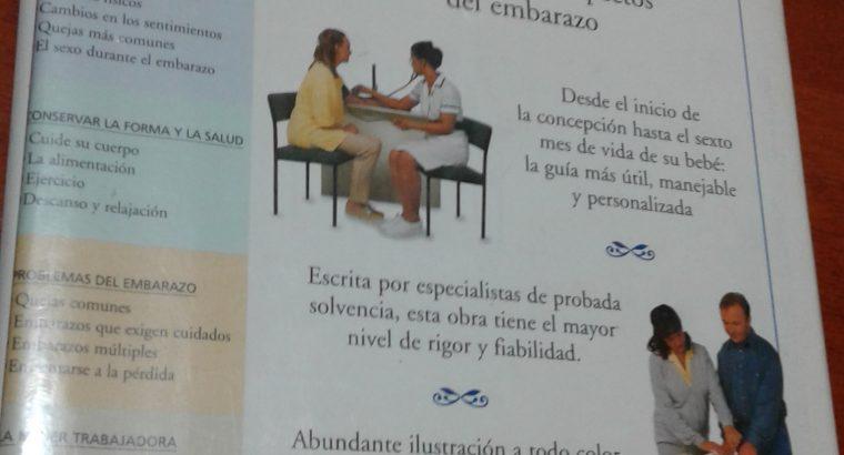 Libro ESTOY EMBARAZADA ¿QUE DEBO SABER?