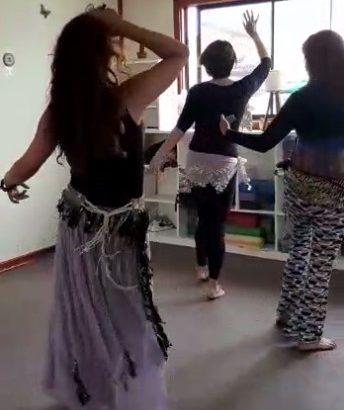 Taller de Danza femenina