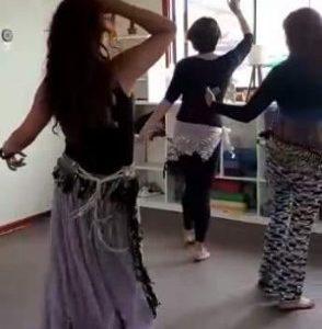 Clases Online de Danza Arabe