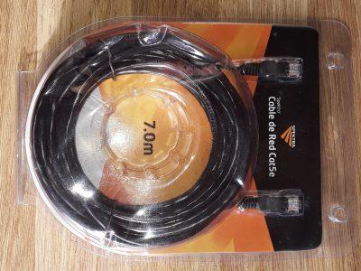 Cable de Red Cat5e Spectra