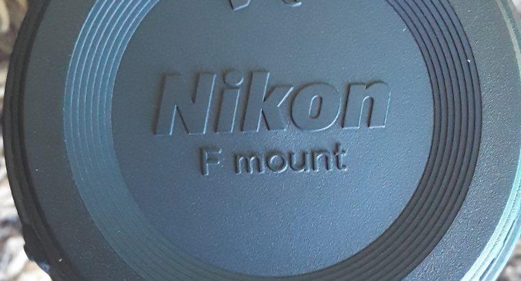 NIKON Zoom Af-P 18-55 Mm F 3.5-5.6 G Dx Vr
